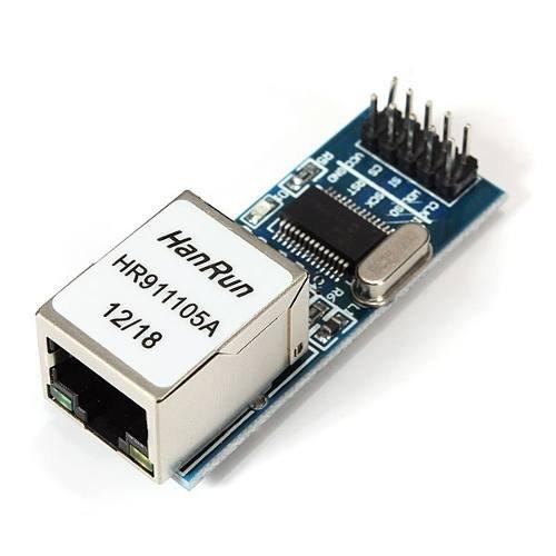 Modulo - Ethernet Modulo Enc28j60