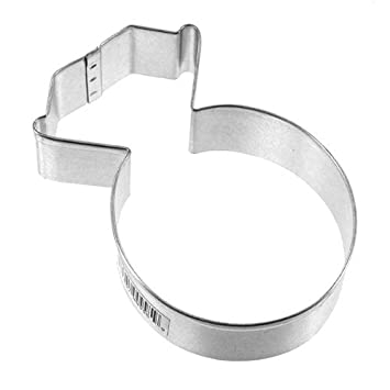 Amazon.com: Wedding Ring Cookie Cutter by GSA: Kitchen & Dining