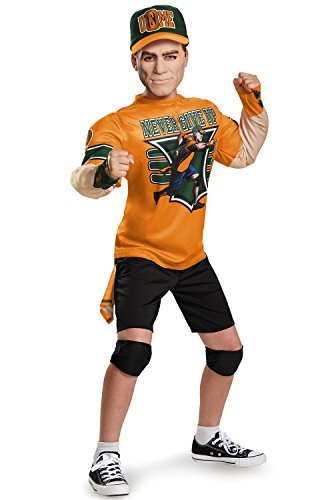 Child John Cena WWE Wrestling Halloween Costumes
