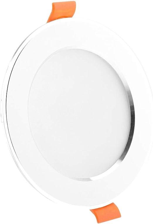 LED Ceiling Light 5W LED Sensor Ceiling Embedded Panel PIR Human Body Motion Sensor Light Downlight AC85-265V 5//7W