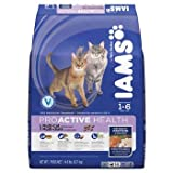 Iams ProActive Health Multi-Cat with Chicken and Salmon Adult Cat Food, 14.8 lbs., My Pet Supplies