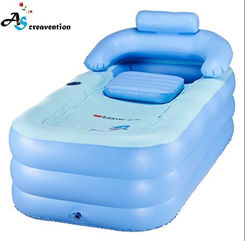 (Adult SPA Inflatable Bath Tub)