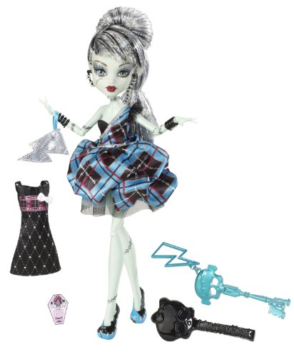 Monster High Sweet 1600 Frankie Stein Doll]()