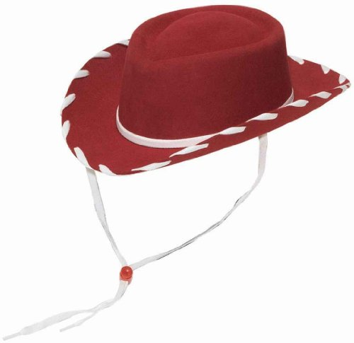 M & F Western Boys' Woody Cowboy Hat Red Large