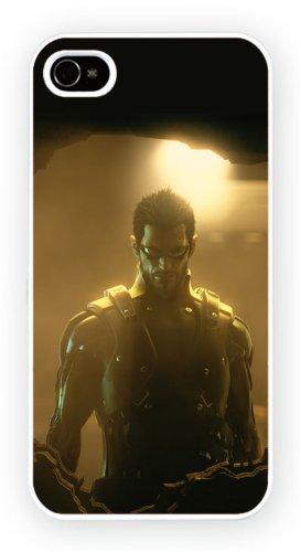 Deus Ex Human Art Design, iPhone 5C, Etui de téléphone mobile - encre brillant impression