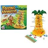 FALLING MONKEY GAME SET FOR KIDS