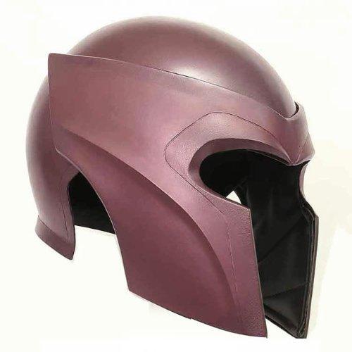 Of Replica Steel Costumes Man (X-Men Magneto Helmet Movie Prop Replica Life Size Marvel Comics Limited)