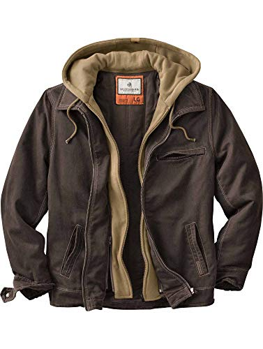 Fantastic Deal! Legendary Whitetails Men's Rugged Full Zip Dakota Jacket
