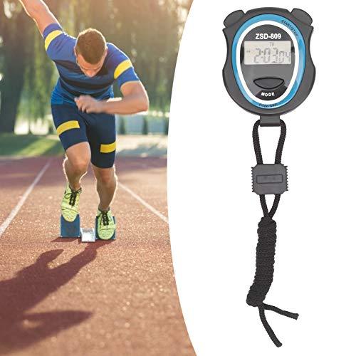 Chronograaf, High Precision Stopwatch Nauwkeurig voor sport en gymnasiums voor Sportman