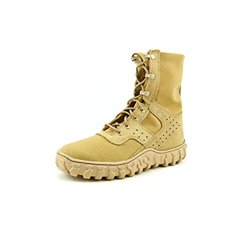 Scarpa Da Uomo Rocciosa 8 S2v Jungle Boot Desert Tan