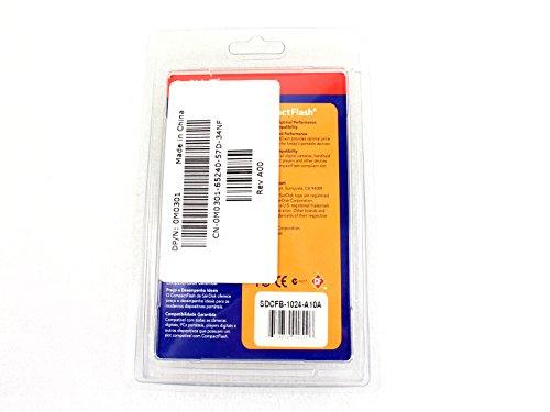 Sandisk 1GB CompactFlash Card (SDCFB1024800) by SanDisk (Image #3)'