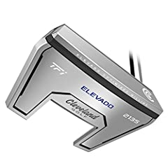 The new 2135 satin putters feature a model-specific optimized face milling for more forgiveness on mishits. Putts will have more consistent speed even when struck toward the heel or toe. This results in more holed putts and fewer putts missed...