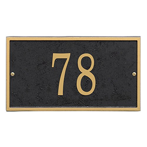 The 8 best house number plaque