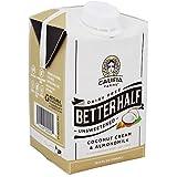 Califia Farms - Better Half Coconut Cream y Almond Milk Creamer Unsweetened - 16.9 fl.