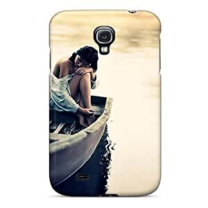 High Quality Lonely Ashore Case For Galaxy S4 / Perfect Case by supermalls