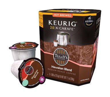 Keurig Coffee K-Cups Hawaiian Blend-Mfg# 114687 - Sold As 2 Units (BX/8)