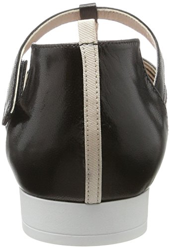 Sjp By Sarah Jessica Parker Meteor Sandali Donna Nero black Leather