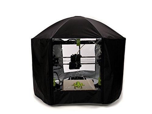 LulzBot Nylon 3D Printer Enclosure by galaxG Design World