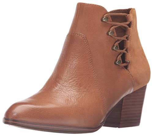 Aldo Women's Montasico Boot, Camel, 7 B US (Camel Suede Ankle Boots For Women)