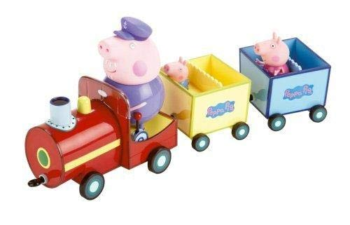 (Peppa Pig Grandpa Pig's Train With Figures & Sound)