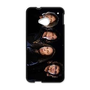 Black Sabbath HTC One M7 Cell Phone Case BlackY4627200