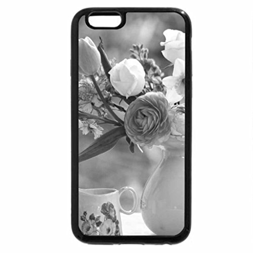 iPhone 6S Case, iPhone 6 Case (Black & White) - Still Life
