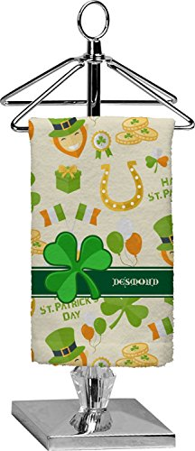(RNK Shops St. Patrick's Day Finger Tip Towel - Full Print (Personalized))