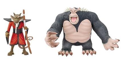 Amazon.com: Teenage Mutant Ninja Turtles: Bigfoot Monster vs ...