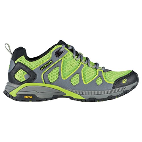 Jack Wolfskin FREQUENCE TRAIL WOMEN lime green