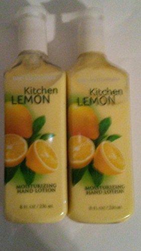 body and bath works kitchen lemon - 5