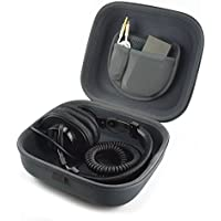 Headphones Hard Shell Carrying Case for SONY MDR CD900ST, V250, V6, V500, V600, V900HD, 7520, XD200, XD150, 7506, 7502, ZX700, XB500, XB300, XD100, NC8 and More / Headset Protective Travel Bag
