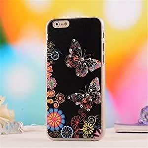 DD Set Auger Pattern PC Soft Cover for iPhone 6 Plus