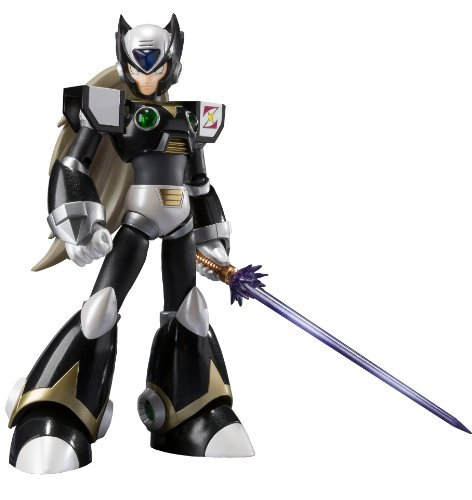 Mens Black Figure - Bandai Tamashii Nations D-Arts Black Zero Megaman X Action Figure