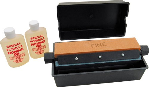 Top Mounted Sharpener (Sharpener 8in. Pro Hone)