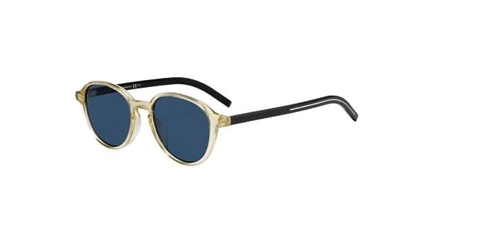 Dior BLACKTIE240S KU 71C Gafas de Sol, Negro (Black Yellow ...