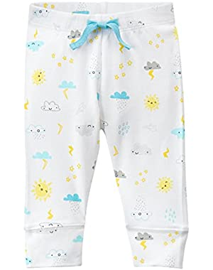 Baby Toddler Boys' Sky Theme Leggings
