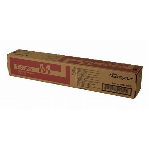 Copystar TK899M OEM Magenta Toner Cartridge by Osso