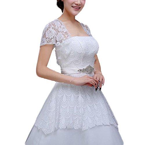 Lace Bolero Bridal - 5