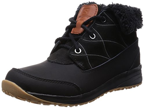 Salomon Women's Hime Low Boot Black/Black/Partridge H4IPmHn