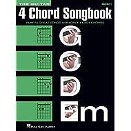 The Guitar 4-Chord Songbook G-C-D-Em: Melody/Lyrics/Chords