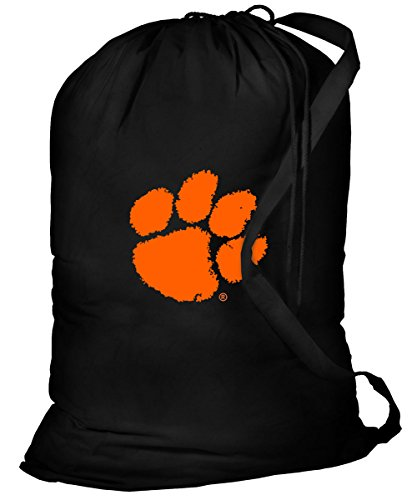 Broad Bay Clemson Laundry Bag Clemson Tigers Clothes Bags