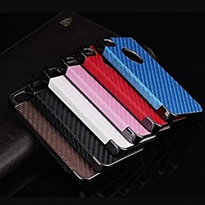 YULIN Crazy Ma Wen Pattern Back Cover Case for iPhone 4/4S(Assorted Color) , Coffee
