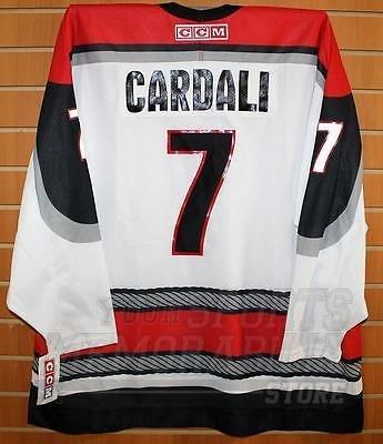 - Cardali Portland Pirates #7 AHL CCM Official Replica Hockey Jersey XXL