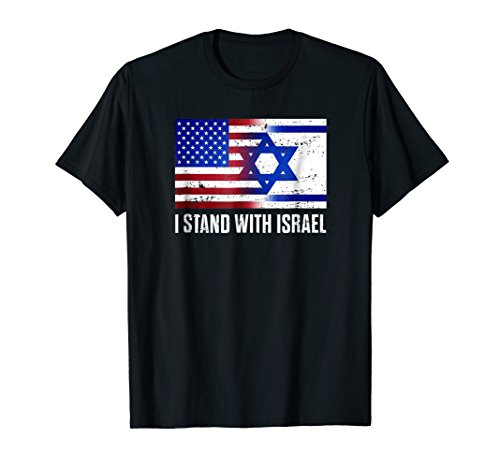 i stand with israel - 7