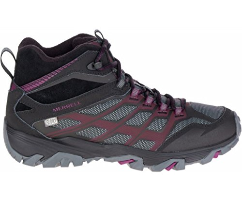 Image of Merrell Moab FST Ice+ Thermo Womens Hiking-Shoes J09598
