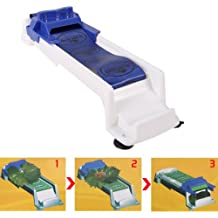 Kitchen Magic Roll Sushi Maker Meat and Vegetable Rolling Tool Stuffed Grape & Cabbage Leaf Rolling Machine
