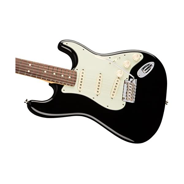American Professional Stratocaster RW Black
