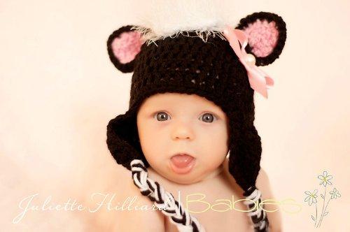Stinkin' cute skunk hat (English Edition)