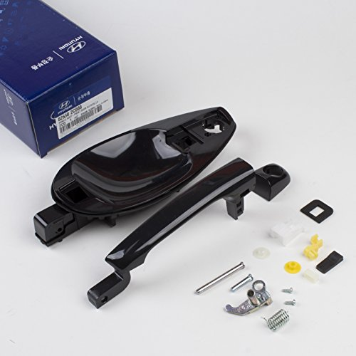 0-2C000 Exterior Door Handle Assembly, Front, Left ()