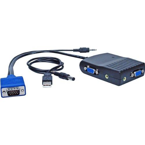 VGA Audio D/a Cables 300MHZ Bandwidth Extends 200FT (Discontinued by - Kvm Qvs Cables
